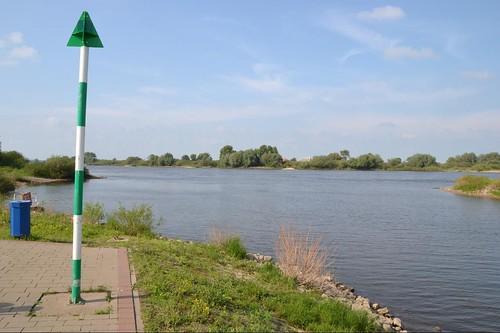 Bleckede - Fluß
