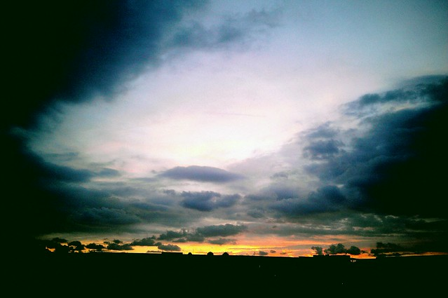 火太小的雲