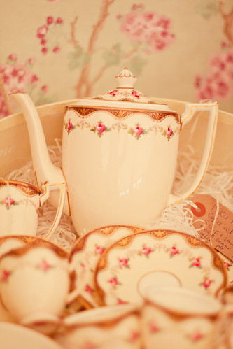 Fine vintage china