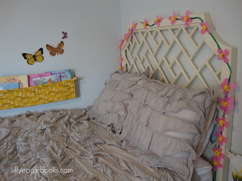 girly headboard