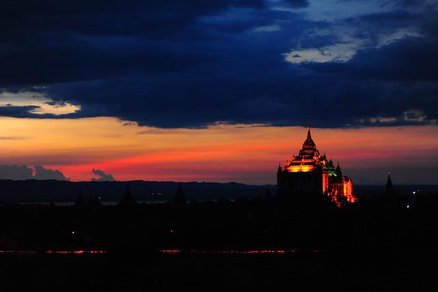 The Manhattan Of Temples: Bagan