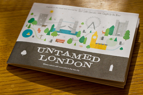 Herb Lester Maps: Untamed London