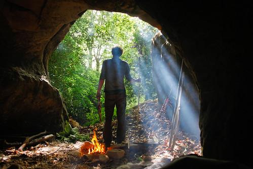 The Caveman Diaries