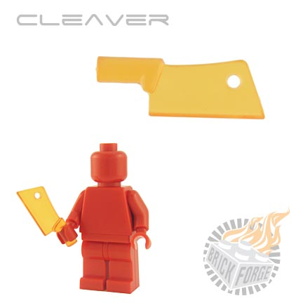 Cleaver  - Trans Orange