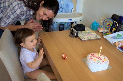 Amélie, Lu & Cake