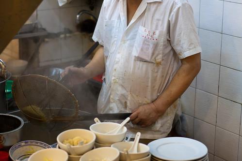 Mak An Kee in Wing Knut Street, Hong Kong