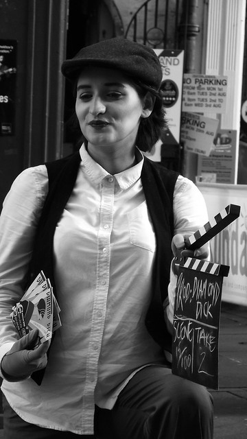 Fringe on the Royal Mile 2011 010