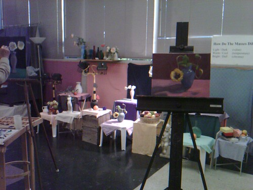 2011-08-02 Painting Class