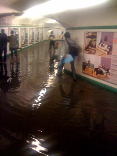 Metro St Lazare