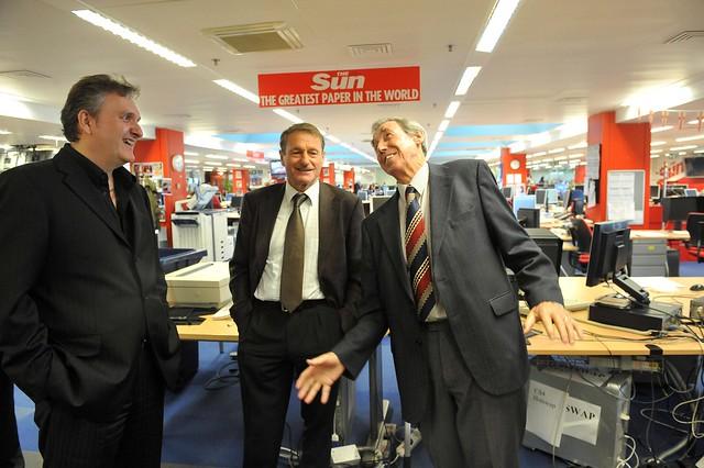 Jim Munro, Roger Hunt and Gordon Banks