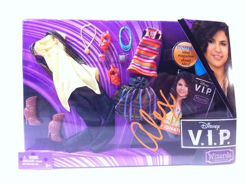 Disney VIP Aex Russo Doll Fashion