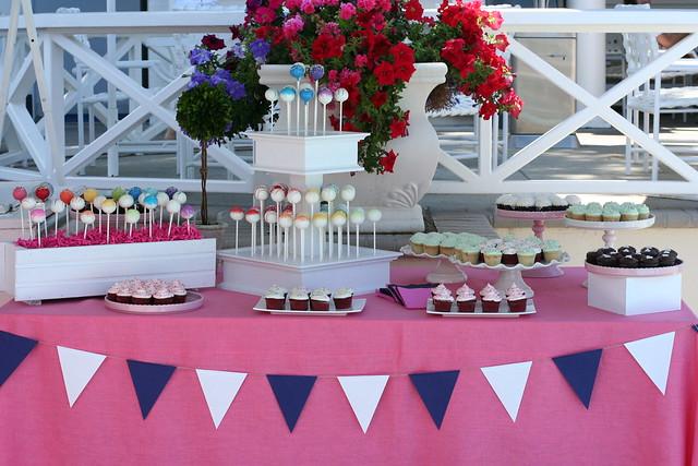 Cake Pop Dessert Display