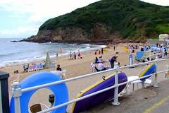 Greve de Lecq beach Jersey