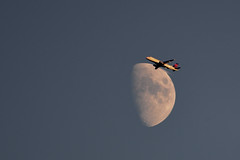 Skip off the Moon DSC_5312 by Mully410 * Images