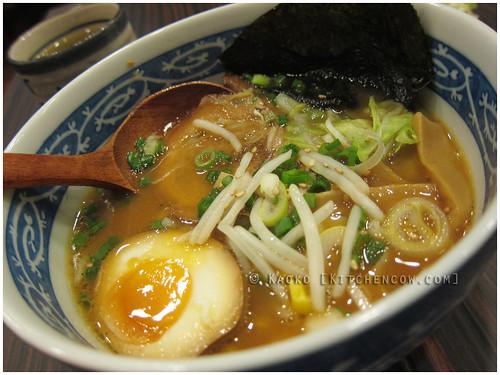 Shin Sapporo Miso Ramen Mini-bowl