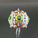 Single Bead : Colorful Dot Line