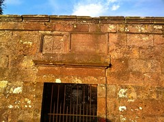 Mausoleum, Repentance Tower, Hoddom Castle, Dumfriesshire.
