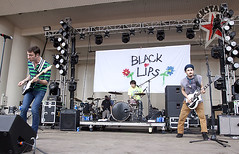 Black Lips - Lollapalooza - Day 2 - Grant Park - Chicago, IL - Aug 6th 2011
