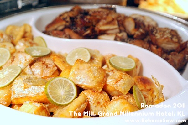 Ramadan buffet - The Mill, Grand Millennium Hotel-31