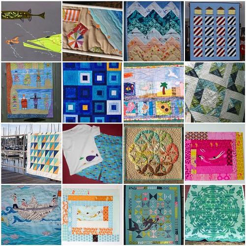 FQ Inspiration Mosaic | Underwater Wonders