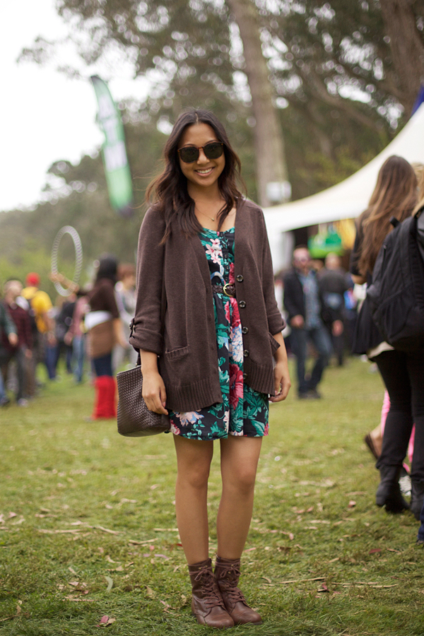 calivintage: street style at outside lands