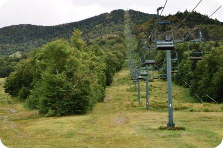 I would love to ski here too.