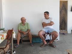 Ali & Üzeir, Aytos (ali eminov) Tags: friends relatives conversation ali üzeir yüzeir aitos bulgaria aytos