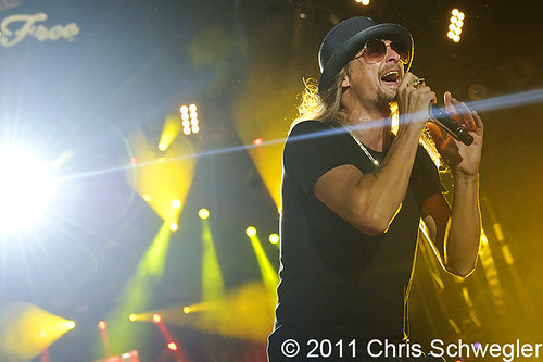 Kid Rock - 08-13-11 - Comerica Park, Detroit, MI