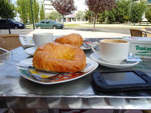 Zaragoza | Cafetería Félix | Desayuno