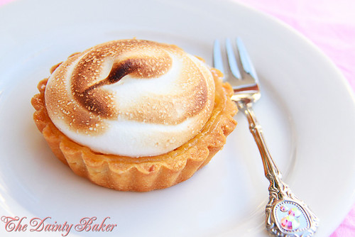 Mango Lemon Meringue Tartlettes-6