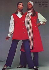 Simplicity 70 Vests (jsbuttons) Tags: fashion vintage clothing buttons clothes vintageclothing