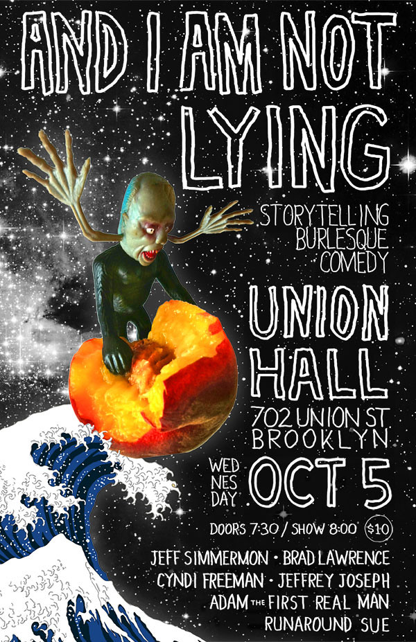 And I Am Not Lying, Union Hall 10.5.2011