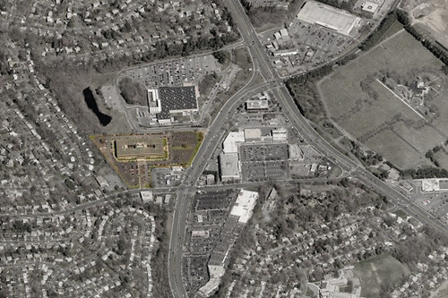 Just Up The Pike Walmart To Replace Empty Office Park In Aspen Hill