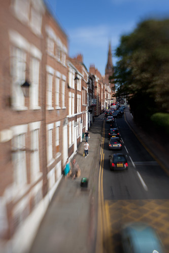 761/1000 - Watergate Street by Mark Carline