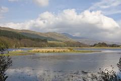 Loch-Dochart-&-Beinn-nan-Imirean (ispotplanes) Tags: mountains scotland trossachs