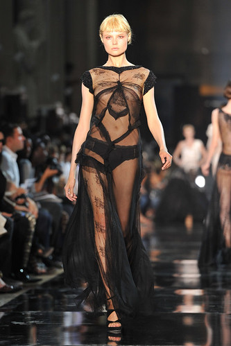 John Galliano Runway Spring 2012