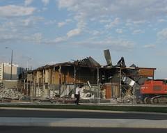 Safeway Demolition