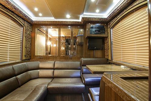 Cimarron - Rear Lounge
