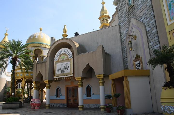 六福村主題遊樂園(阿拉伯皇宮區)010