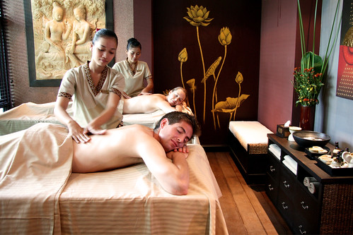 Aroma Massage by Tara Angkor Hotel, on Flickr