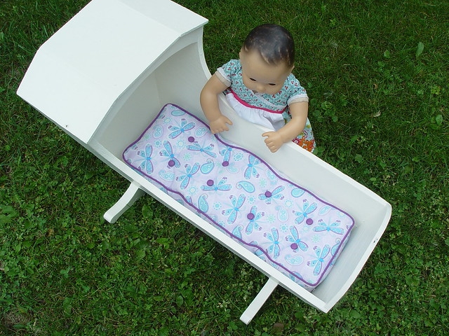doll mattress, final, view 4