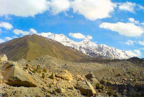 Chapursan Valley - Yishkok Glacier