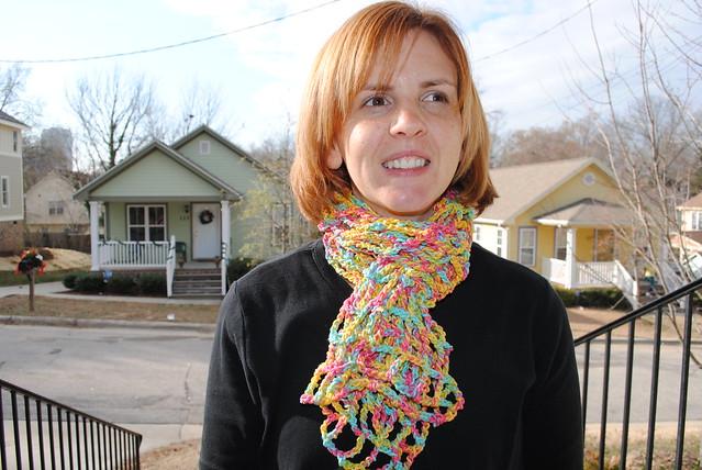 Kellie's scarf