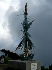 Statue Nella Belleza della natura au col de Sampeyre2284m 044