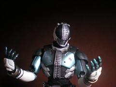 Bandai SIC Vol. 42: Kamen Rider Den-O Plat Form (Murakami Night) Tags: super form masked rider 41 plat bandai sic volume imaginative kamen deno chogokin