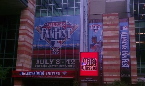 2011 MLB Fan Fest