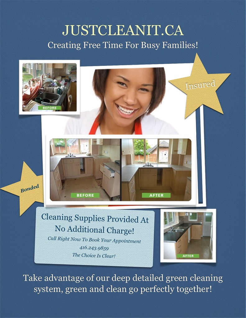 Move Out Cleaning Services, Move In Cleaning Services 416.243.9859