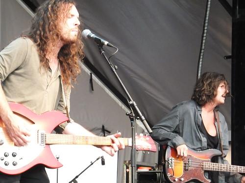 Yukon Blonde at Ottawa Bluesfest 2011