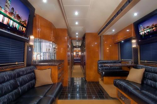 Desperado - Front Lounge - facing rear