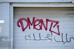 DMENT (STILSAYN) Tags: california graffiti oakland bay area 2011